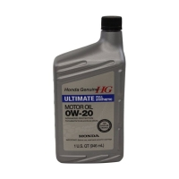 Моторное масло HONDA Ultimate Full Synthetic 0W20 SN, 0.946л