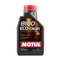 MOTUL 8100 Eco-Clean 0W20, 1л 108813